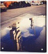 Mirrored Acrylic Print