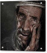 Miserable Life Acrylic Print
