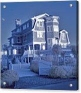 Misquamticut Mansion Acrylic Print