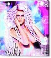 Miss Inter-dimensional 2089 Acrylic Print