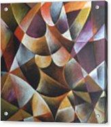 Miss Ronnie Acrylic Print