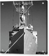 Missile Destroyer Acrylic Print