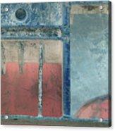 Missing Middle Bar Left Flipped Horizontal Acrylic Print