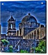 Mission San Jose San Antonio Acrylic Print