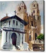 Mission Deloris Acrylic Print