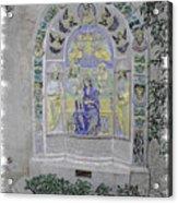 Mission Inn Chapel Acrylic Print