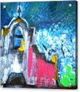 Mission Of The Spirit Acrylic Print