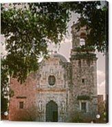 Mission San Jose In San Antonio Acrylic Print