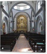 Mission San Juan Capistrano 2 Acrylic Print