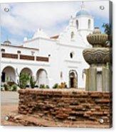 Mission San Luis Rey Acrylic Print