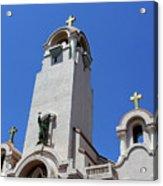 Mission San Rafael Arcangel Acrylic Print
