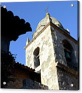 Mission Tower Acrylic Print