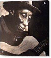 Mississippi John Hurt Acrylic Print