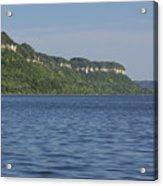 Mississippi River Lake Pepin 4 Acrylic Print