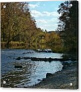 Missouri River Acrylic Print