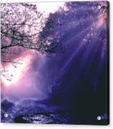 Mist Of Ireland Acrylic Print