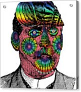 Mister Mollusk Acrylic Print