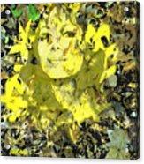 Mistress of Autumn Acrylic Print