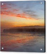 Misty Dawn #2 Acrylic Print