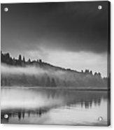 Misty Enchantment Acrylic Print