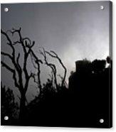 Misty Montserrat Acrylic Print