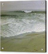 Misty Seas Acrylic Print