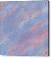 Misty Skies Acrylic Print
