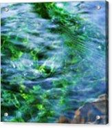 Misty Waters Acrylic Print by Terril Heilman