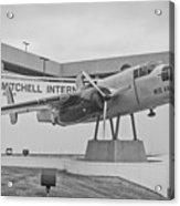 Mitchell International Airport Acrylic Print
