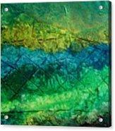 Mixed Media 02 By Rafi Talby Acrylic Print