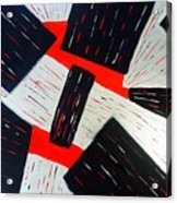 Mixed Signals Acrylic Print