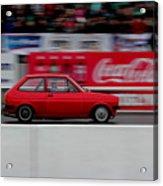 Mk1 On Track Acrylic Print