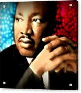 MLK Acrylic Print