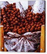Mmmm Chocolate Acrylic Print