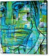 Mmmph Acrylic Print
