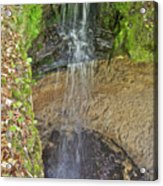 Mna Memorial Falls Acrylic Print