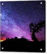 Moab Skies Acrylic Print