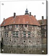 Moated Castle Vischering Acrylic Print