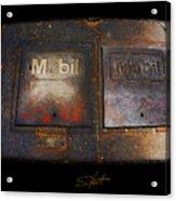 Mobil Two Acrylic Print