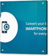 Mobile-app-development-mobiloitte Acrylic Print