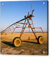 Mobile Irrigation Acrylic Print