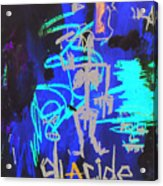 Moca 1 Acrylic Print