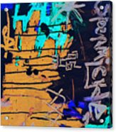 Moca 2 Acrylic Print