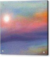 Modeh Ani Sunrise Acrylic Print