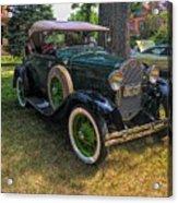 1928 Model A Ford  Acrylic Print