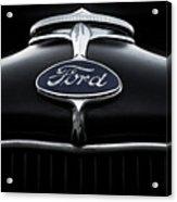Model A Ford Acrylic Print
