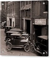 Model Ts, And One More Luxurious Acrylic Print by Everett