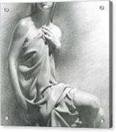 Model Viii  Acrylic Print