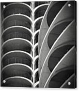 Modern Architecture Chicago Acrylic Print