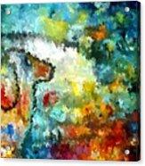 Modern Composition 04 Acrylic Print